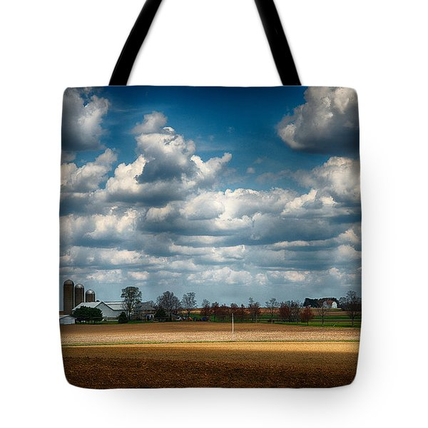American Farmland Tote Bag