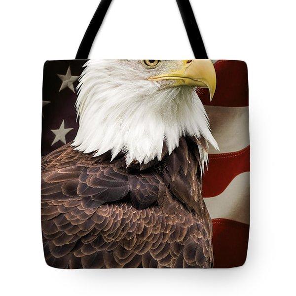 American Freedom Tote Bag