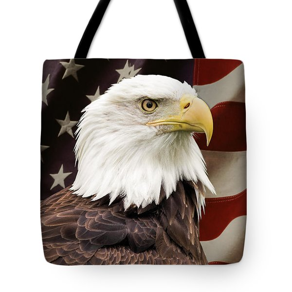 American Freedom Tote Bag