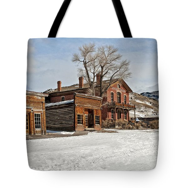 American Ghost Town Tote Bag