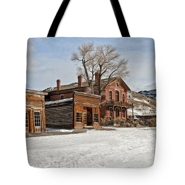 American Ghost Town Tote Bag