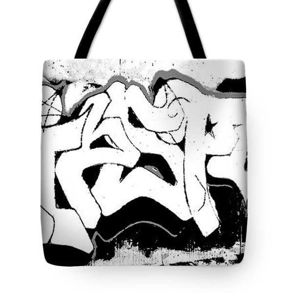 American Graffiti 1 Tote Bag