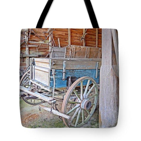 American Heritage Tote Bag by Linda Brown