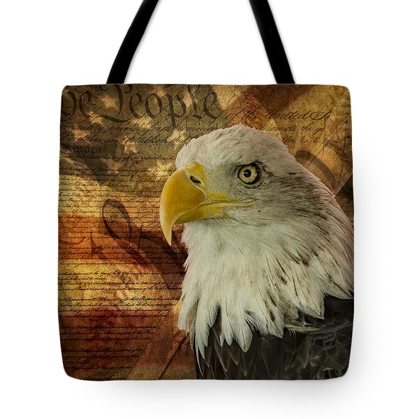 American Icons Tote Bag