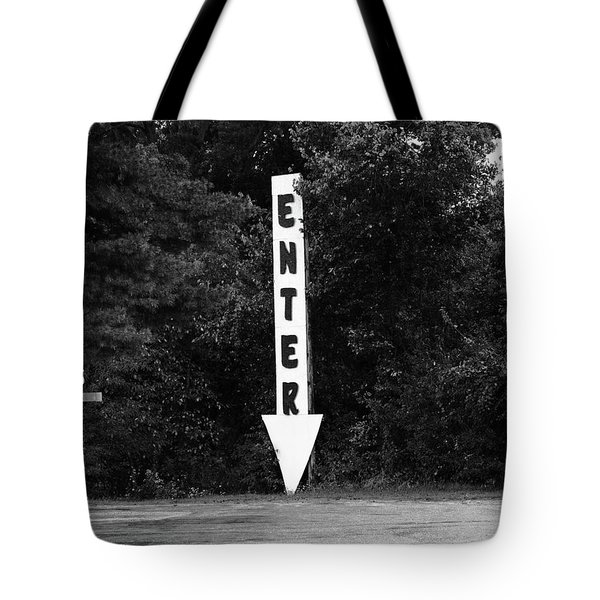 American Interstate - Missouri I-70 Bw Tote Bag