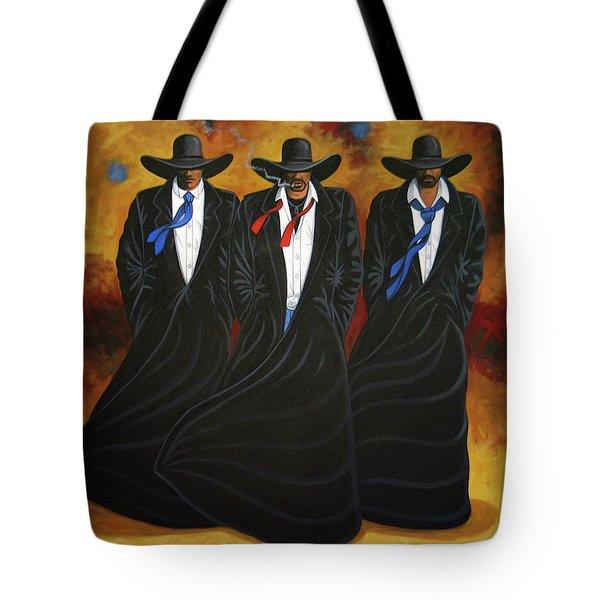 American Justice Tote Bag