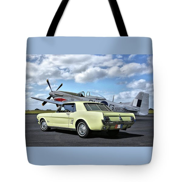 American Legends Tote Bag by Steven Agius