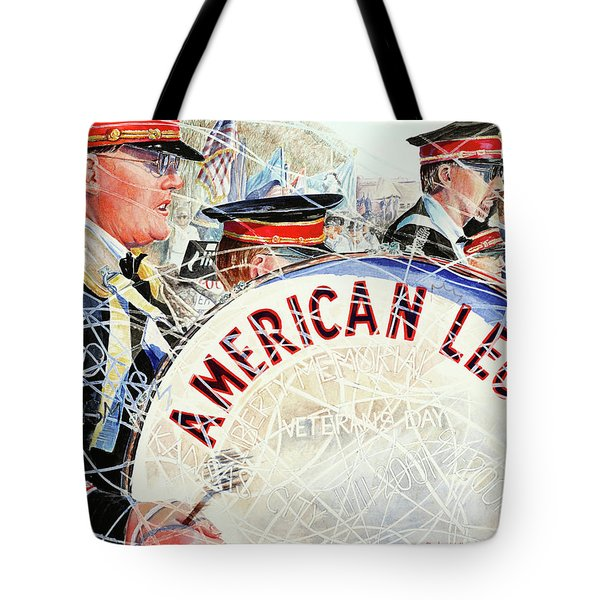 American Legion Tote Bag