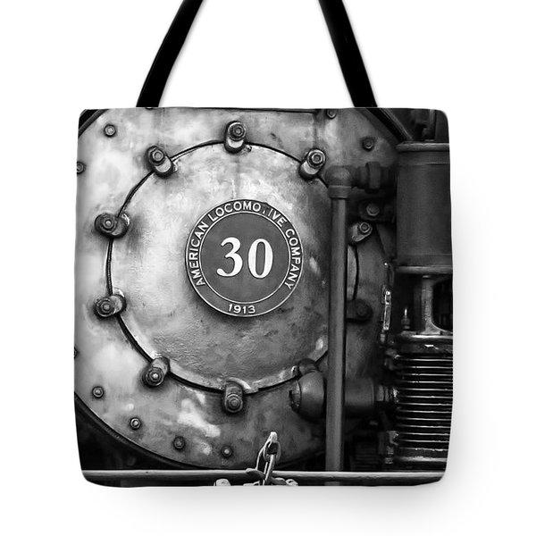 American Locomotive Company #30 Tote Bag