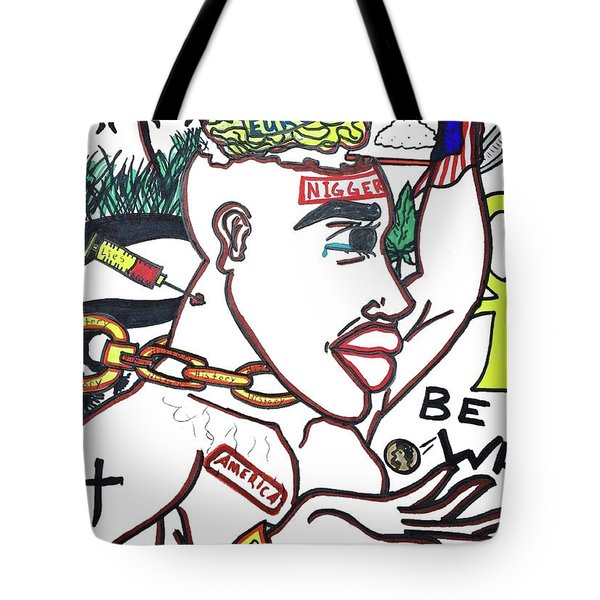 American Made N.i.g.g.e.r. Tote Bag