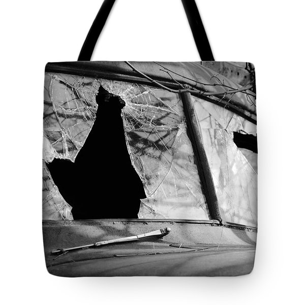 American Outlaw Tote Bag by Luke Moore