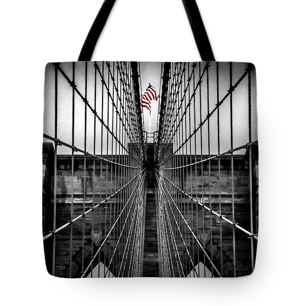 American Patriot Tote Bag
