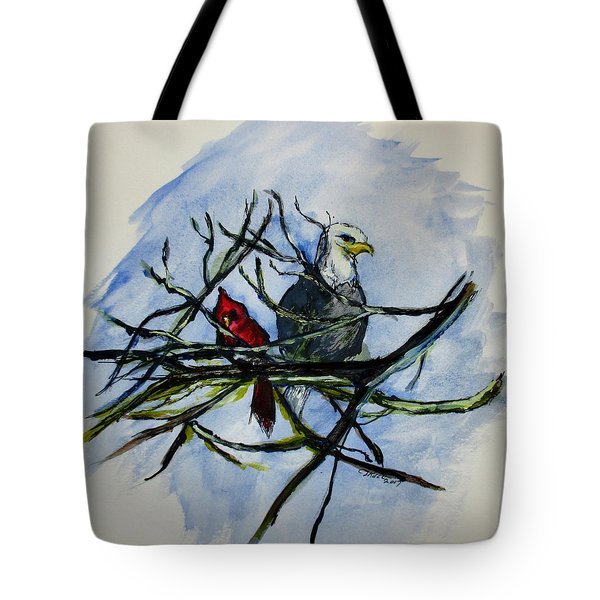 American Picture Tote Bag