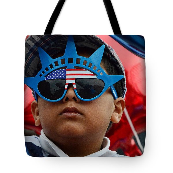 Tote Bag featuring the photograph American Pie by Jesse Ciazza