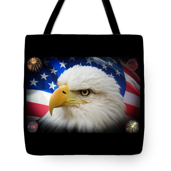 American Pride Tote Bag