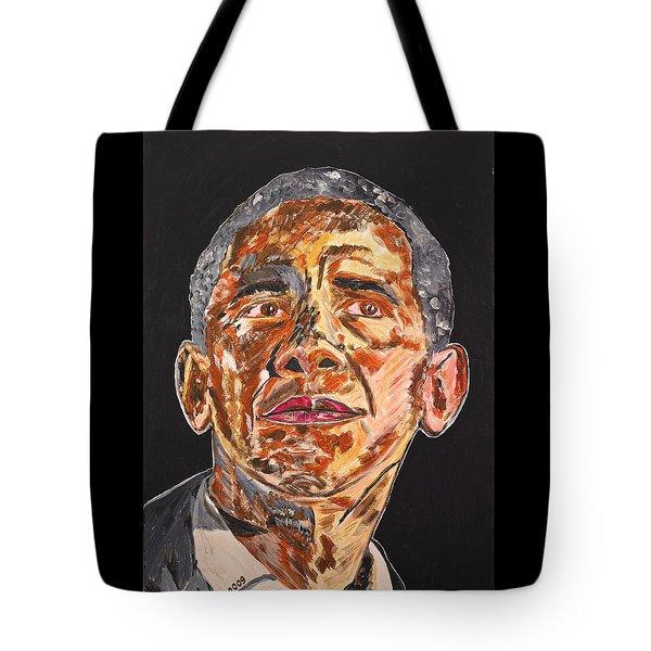 American Tote Bag by Valerie Ornstein