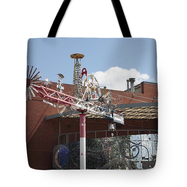 American Visionary Art Museum In Baltimore Tote Bag
