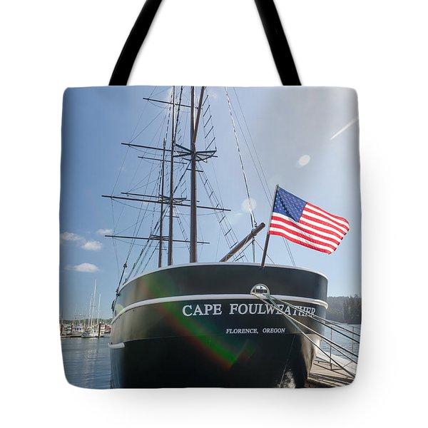 American Visions Tote Bag