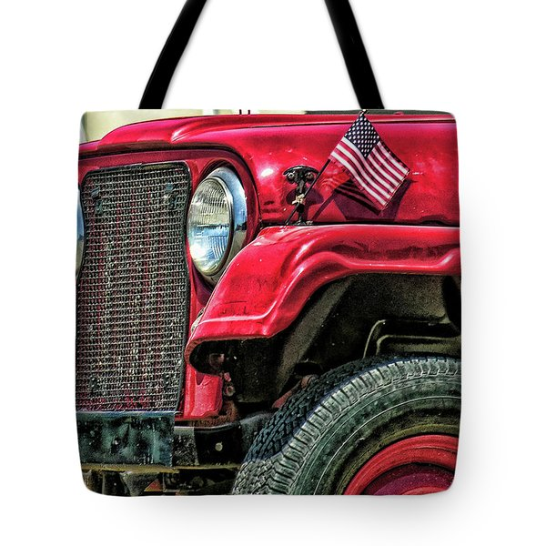 American Willys Tote Bag