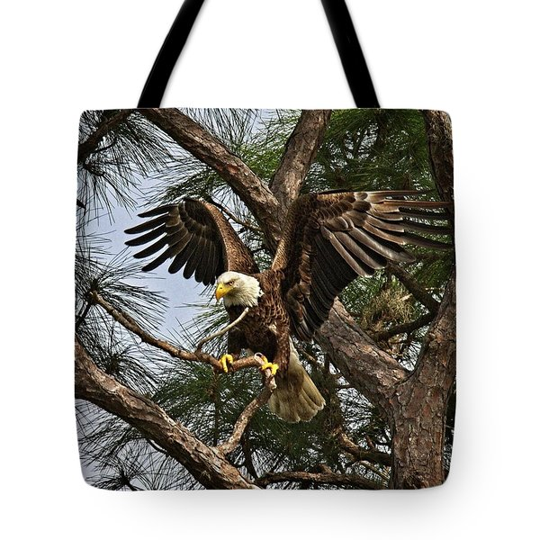 America's Bird Tote Bag