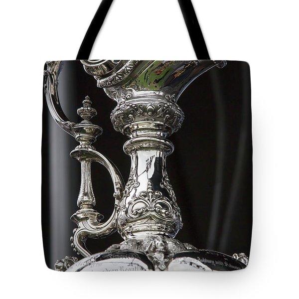 America's Cup Close Up Tote Bag