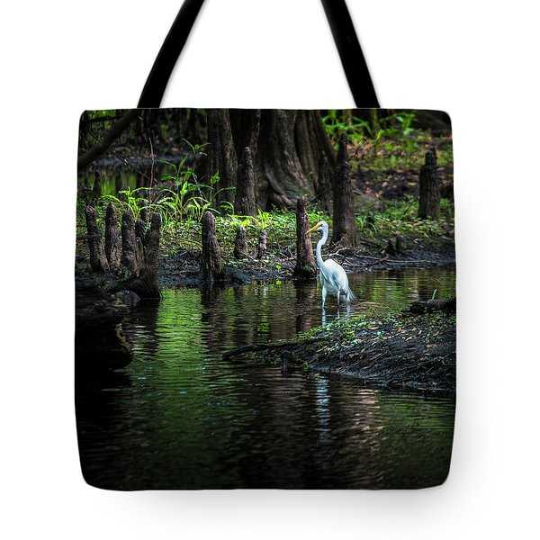 Amidst The Knees Tote Bag