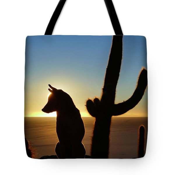 Tote Bag featuring the photograph Amigo by Skip Hunt