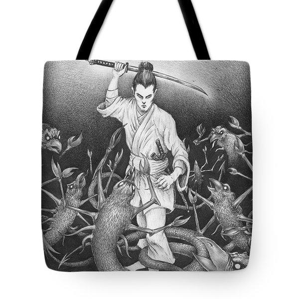 Amikiri Tote Bag