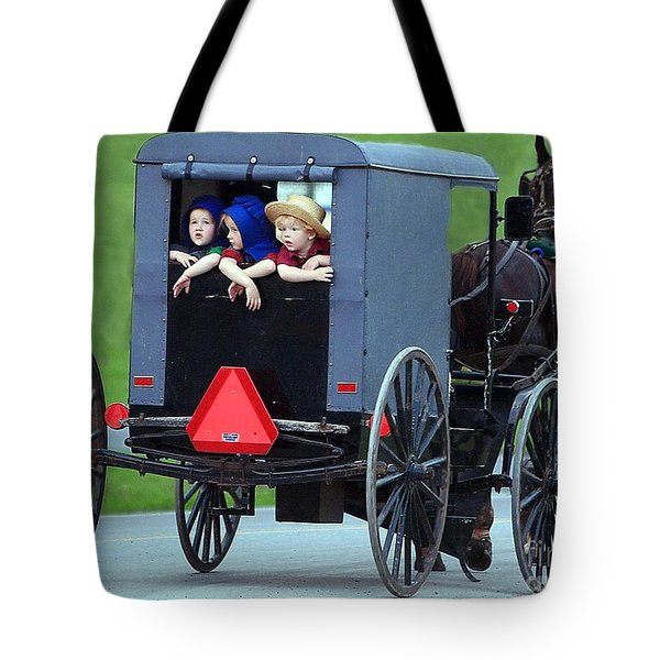 Amish Country Tour Tote Bag