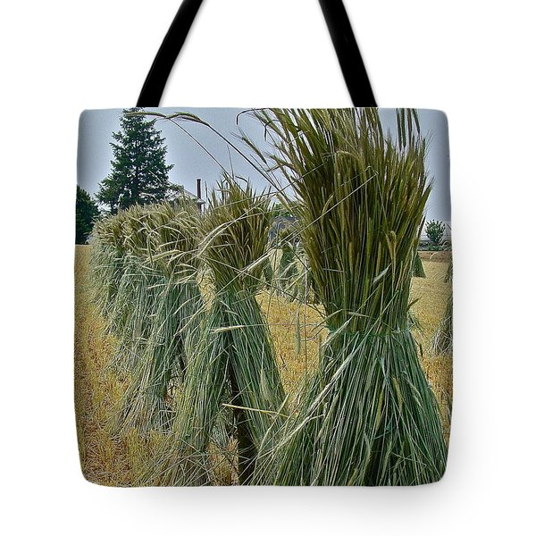Amish Harvest Tote Bag