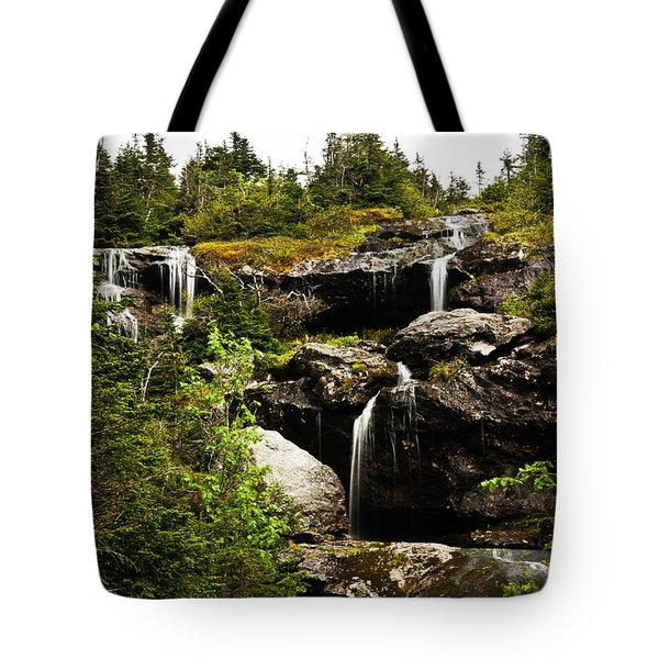 Ammonoosuc Falls Tote Bag