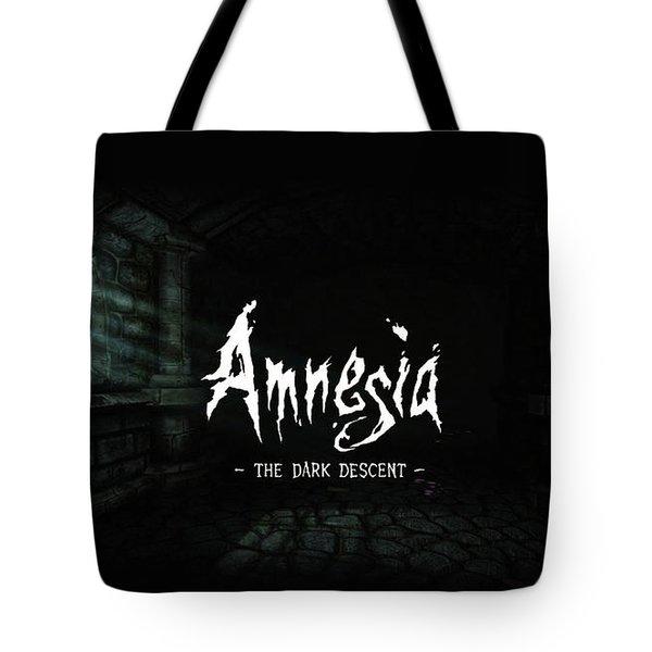 Amnesia The Dark Descent Tote Bag