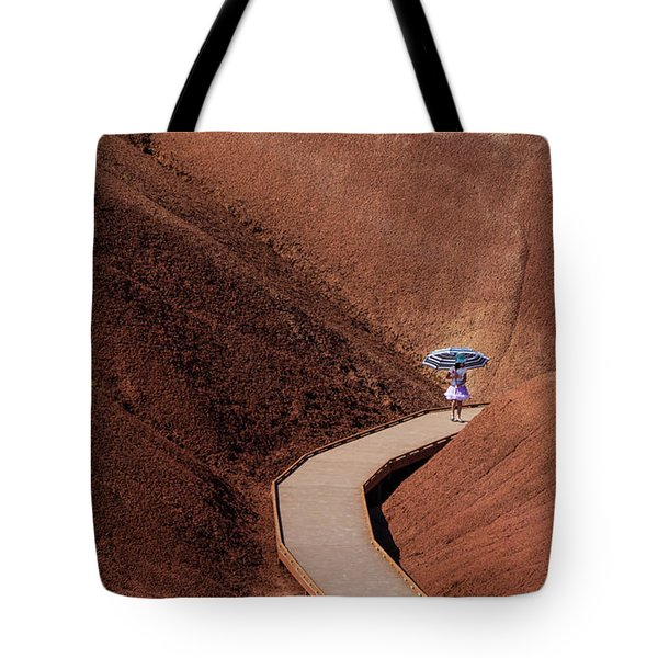 Among The Painted Hills Tote Bag
