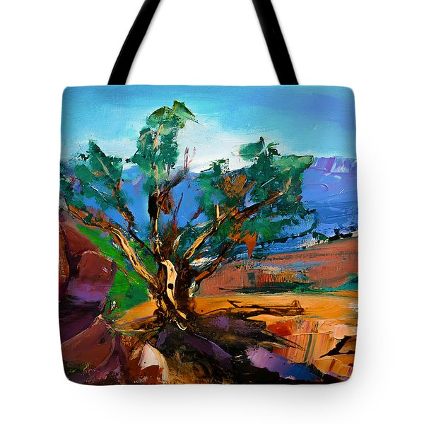 Among The Red Rocks - Sedona Tote Bag