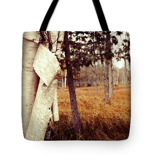 Among The Tall Grass Tote Bag