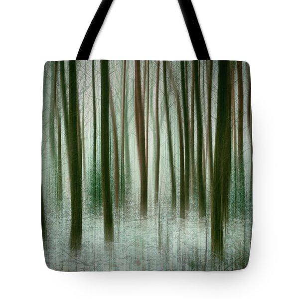 Among The Trees II Tote Bag