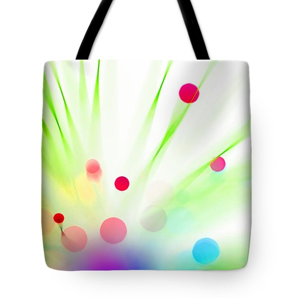 Among The Wildflowers Tote Bag by Dazzle Zazz