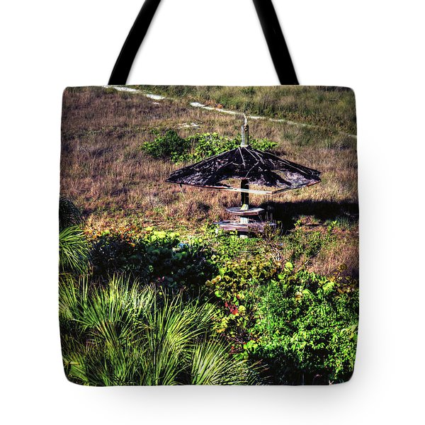 Tote Bag featuring the photograph Almost Paradise by Tom Prendergast