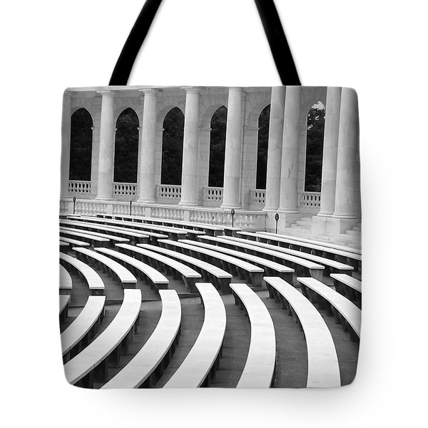 Amphitheatre Washington Tote Bag