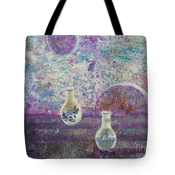 Amphora-through The Looking Glass Tote Bag
