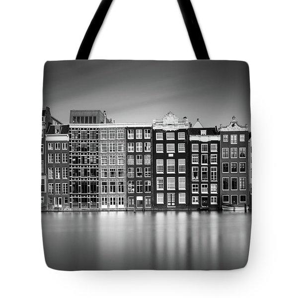 Amsterdam, Damrak I Tote Bag