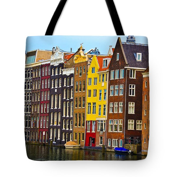 Amsterdam Tote Bag by Harry Spitz