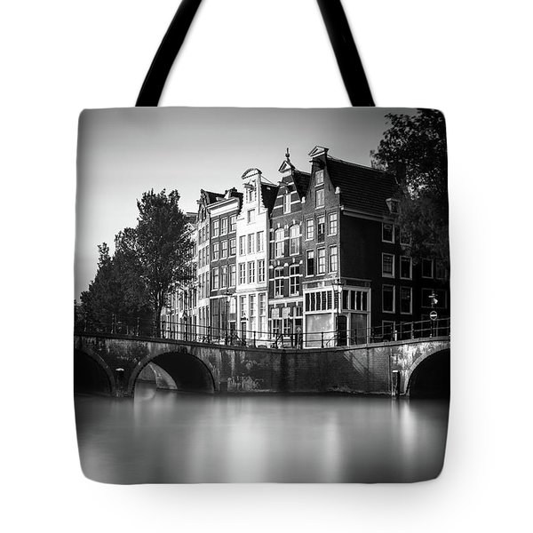 Amsterdam, Keizersgracht Tote Bag
