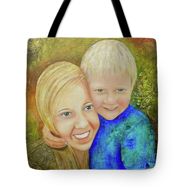 Amy's Kids Tote Bag by Terry Honstead