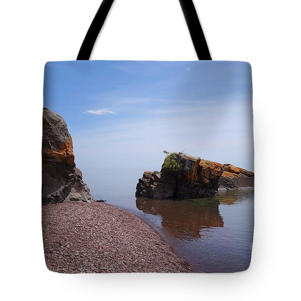 Tote Bag featuring the photograph An Absolutely Superior Day by Sandra Updyke