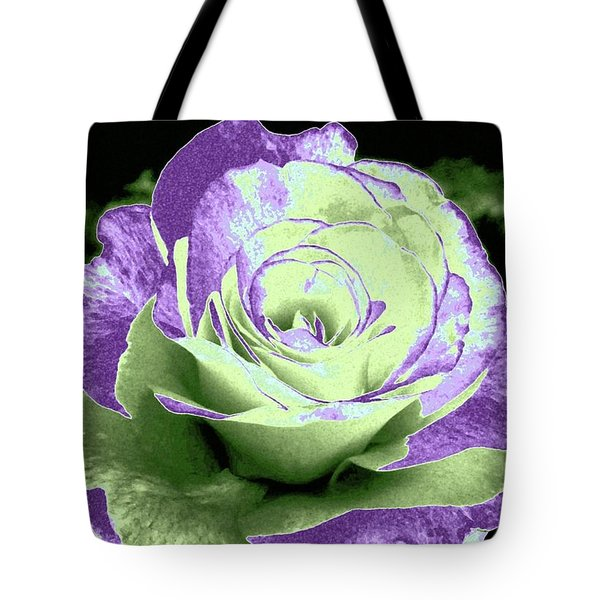 An Abstract Beauty Tote Bag by Will Borden