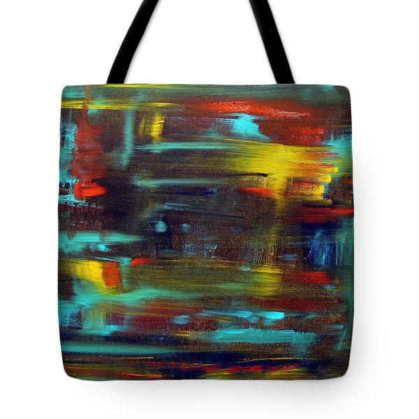 An Abstract Thought Tote Bag
