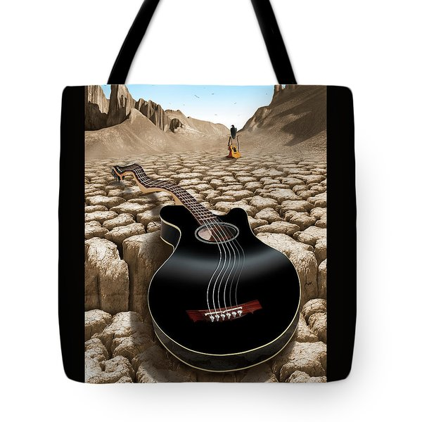 An Acoustic Nightmare 2 Tote Bag