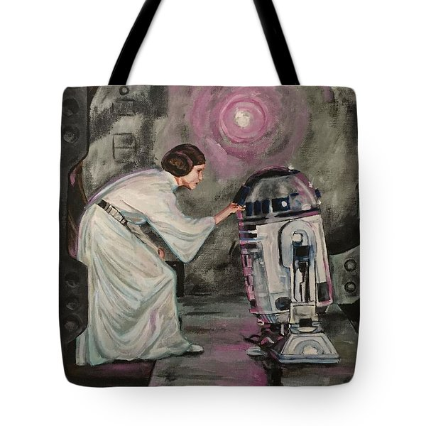 An Act Of Rebellion Tote Bag