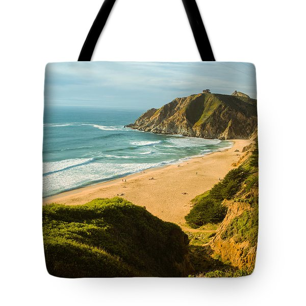 An Afternoon At The Beach Tote Bag